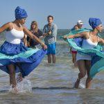 IFE-ILE Afro-Cuban Dance Company - Photo by Mitchell Zachs